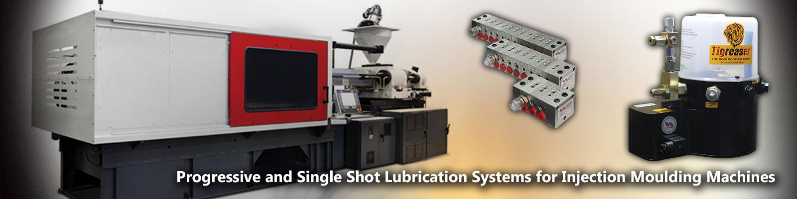 Progressive and Single Shot Oil Lubrication System
