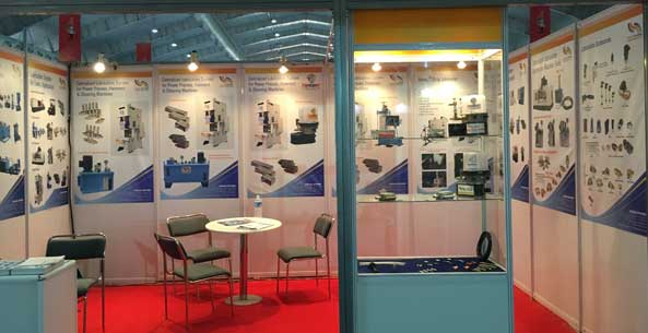 Cenlub Systems Exhibitions