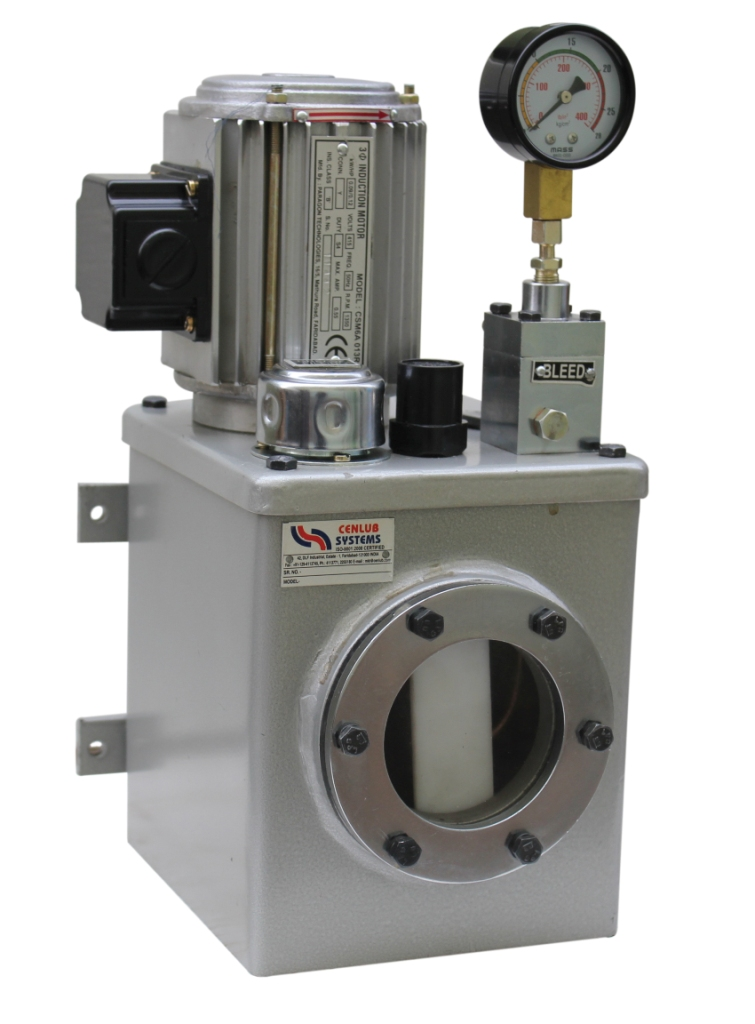 Automatic Lubrication Unit LG