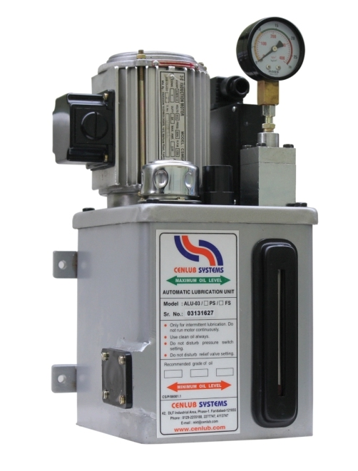Automatic oil lubrication systems automatic lubrication for Electric motor oil lubrication