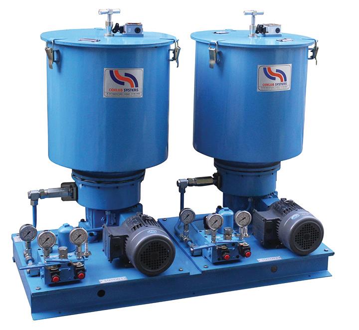 Dual Line Pumps