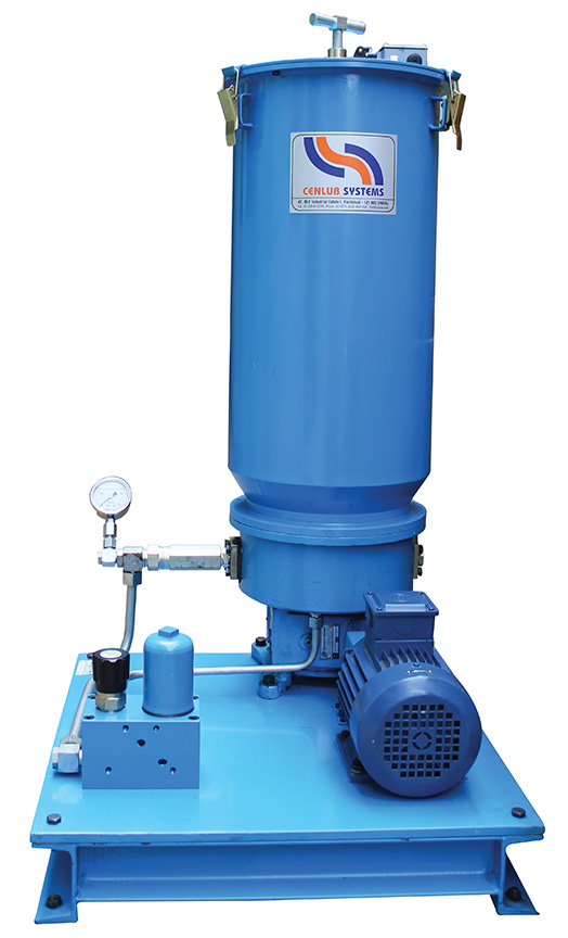 Heavy Duty Motorized Pumps