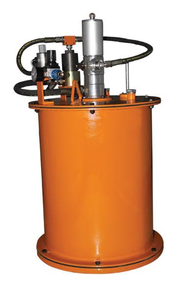 Bucket Grease Pumps