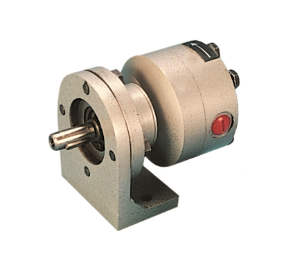 pump without inbuilt relief valve and flange mounted