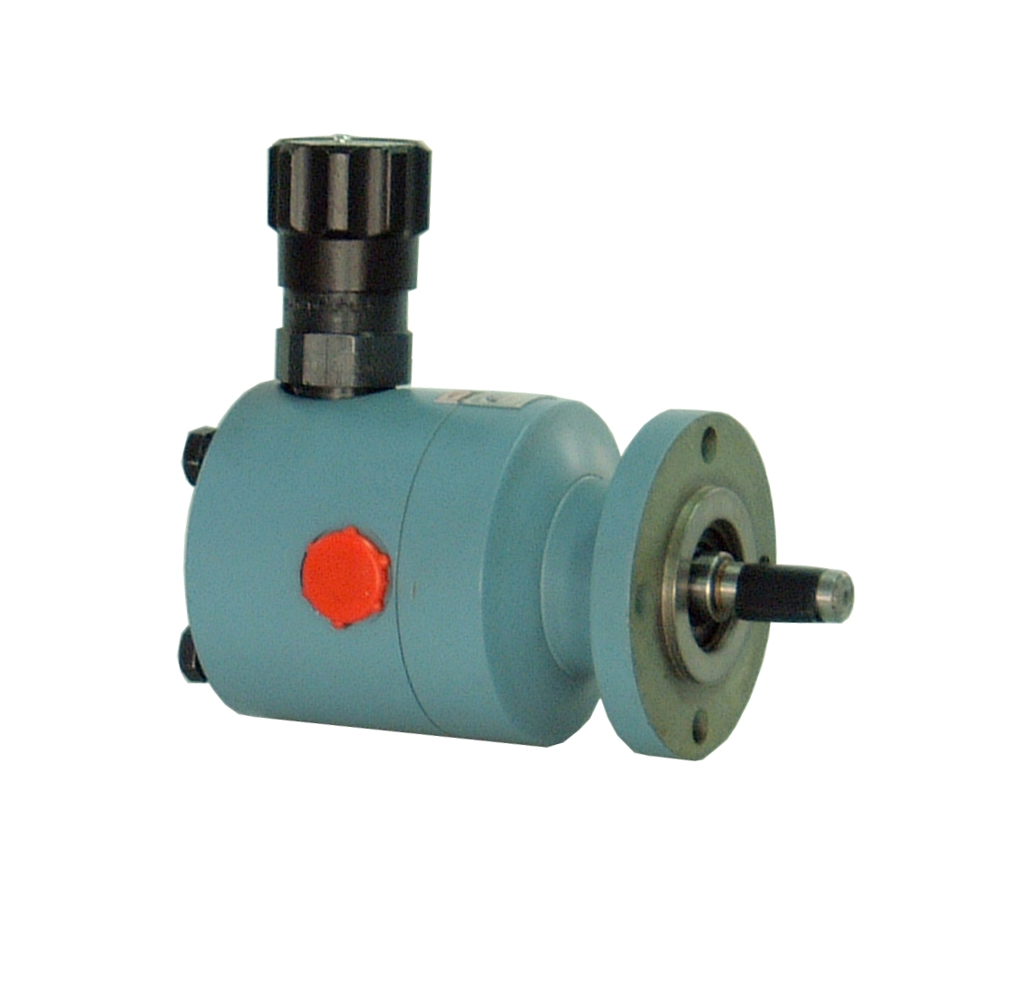 pump with inbuilt relief valve and flange mounted