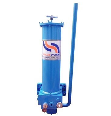 Two (Dual) Line Manual Grease Pump with Reversing Valve