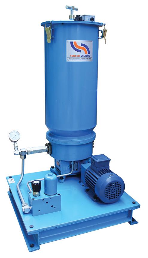 Heavy Duty Motorized Pumps