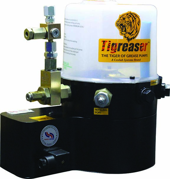 Tigreaser Series For Industrial Applications