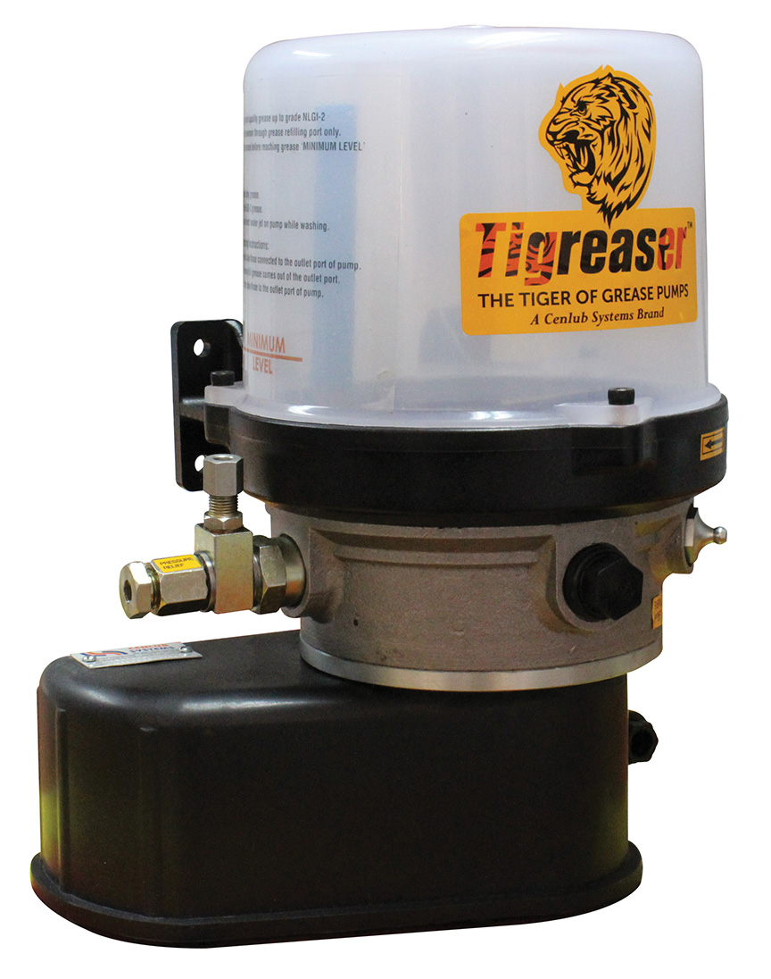 24 V DC/ Battery Operated Grease Lubricators